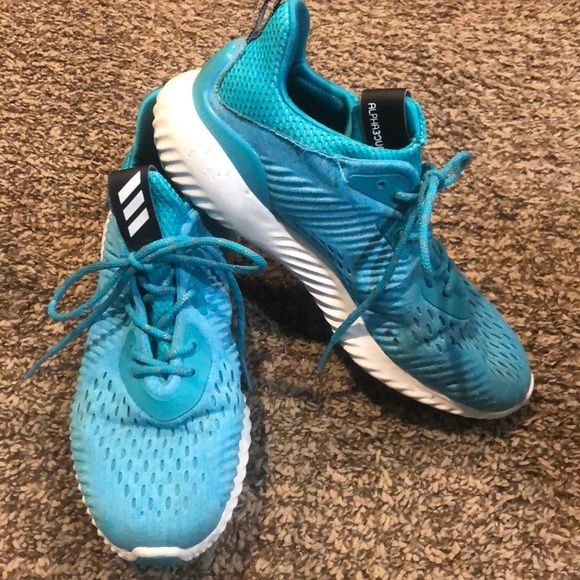 best sneakers e16e6 0a4bc adidas Shoes - Adidas Alpha bounce running shoes